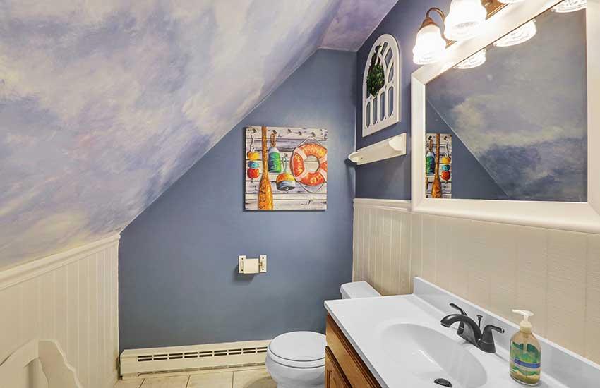 compass rose master bathroom