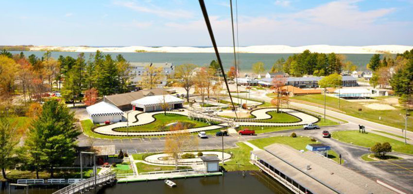 craigs cruisers go karts and mini golf silver lake michigan