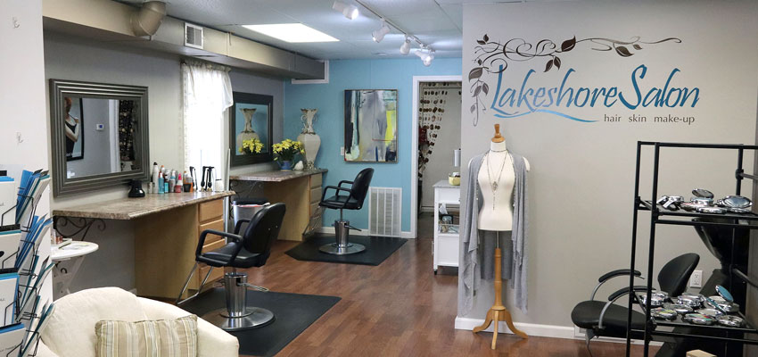 lakeshore salon pentwater