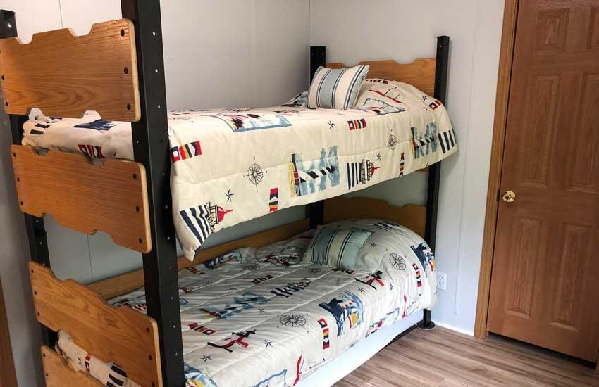 lighthouse cottage bunk beds