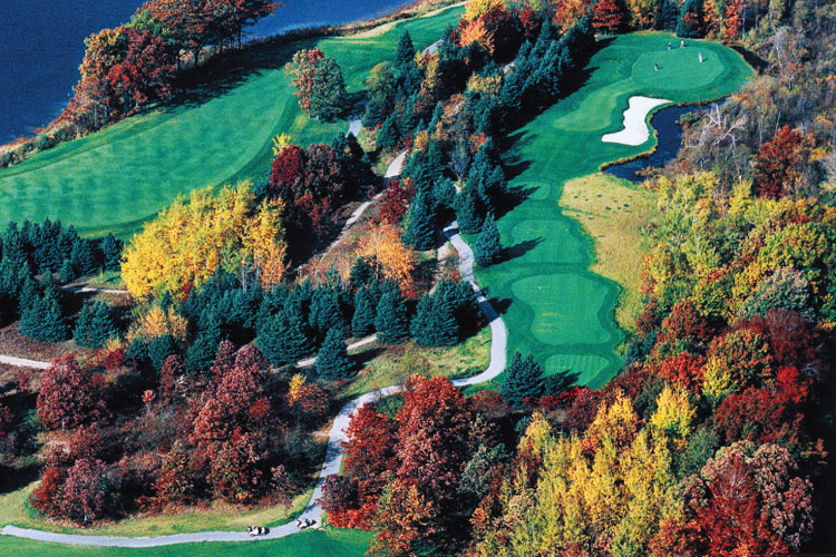 pentwater area golf courses